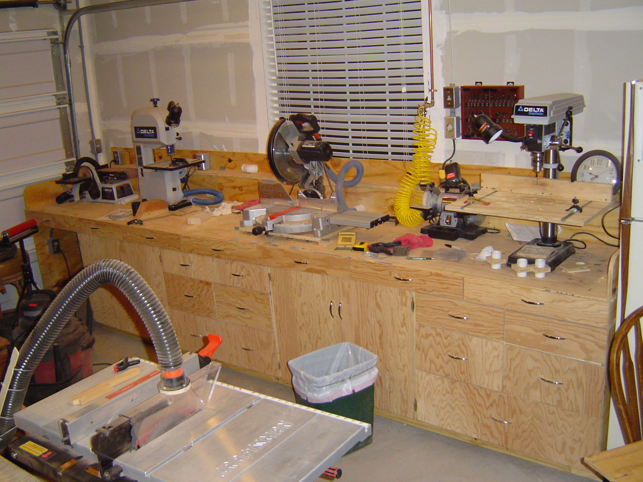 simple workshop cabinet plans